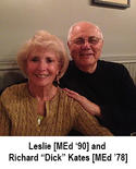 Leslie and Dick Kates