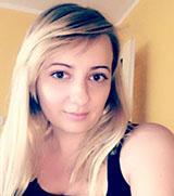 Aleksandra Andrzejczak, Cambridge College student